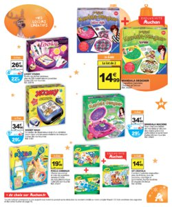Catalogue Auchan Noël 2016 page 69