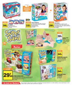 Catalogue Auchan Noël 2016 page 72
