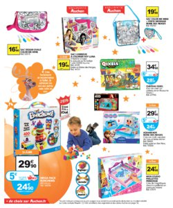 Catalogue Auchan Noël 2016 page 74