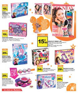 Catalogue Auchan Noël 2016 page 75