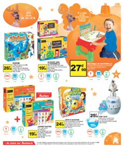 Catalogue Auchan Noël 2016 page 77