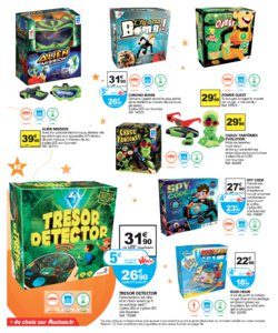 Catalogue Auchan Noël 2016 page 82