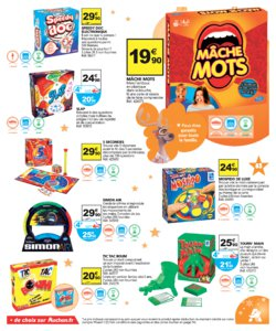 Catalogue Auchan Noël 2016 page 83