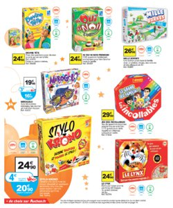 Catalogue Auchan Noël 2016 page 84