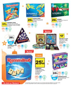 Catalogue Auchan Noël 2016 page 88