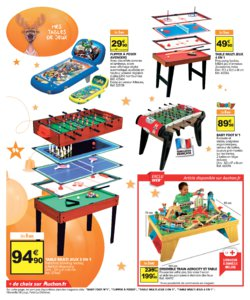 Catalogue Auchan Noël 2016 page 94