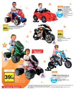 Catalogue Auchan Noël 2016 page 96
