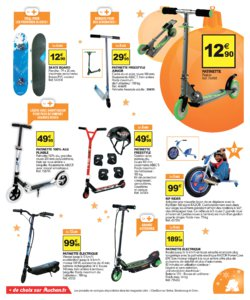 Catalogue Auchan Noël 2016 page 97