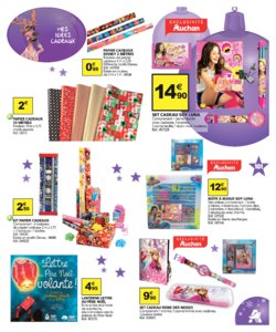 Catalogue Auchan Noël 2016 page 101