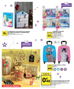 Catalogue Auchan Noël 2016 page 102