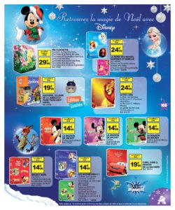 Catalogue Auchan Noël 2016 page 103