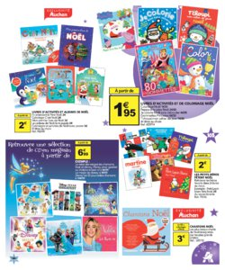 Catalogue Auchan Noël 2016 page 105