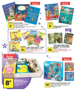 Catalogue Auchan Noël 2016 page 106