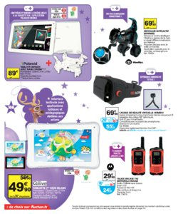 Catalogue Auchan Noël 2016 page 108