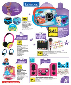 Catalogue Auchan Noël 2016 page 109