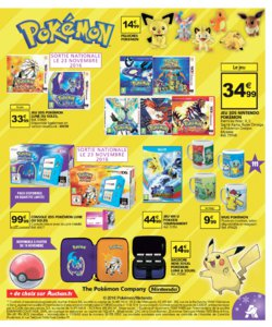 Catalogue Auchan Noël 2016 page 111