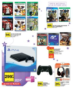 Catalogue Auchan Noël 2016 page 114