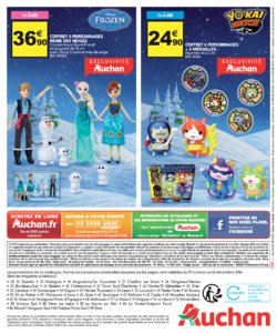 Catalogue Auchan Noël 2016 page 116