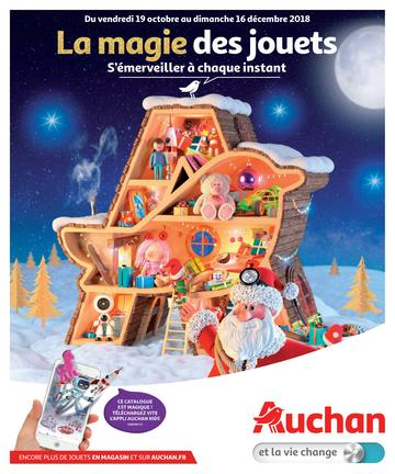 Catalogue Auchan Noël 2018