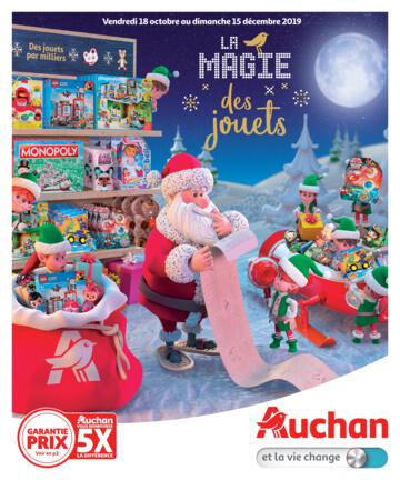 Catalogue Auchan Noël 2019