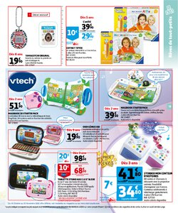 Catalogue Auchan Noël 2020 page 19