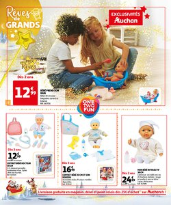Catalogue Auchan Noël 2020 page 22