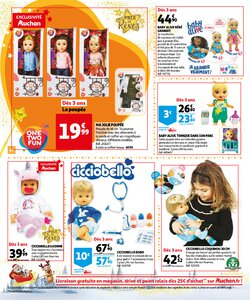 Catalogue Auchan Noël 2020 page 24