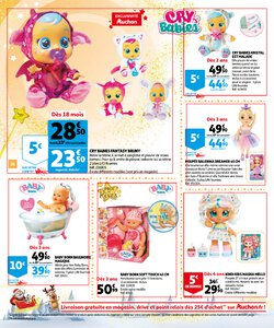 Catalogue Auchan Noël 2020 page 26
