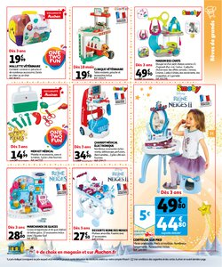Catalogue Auchan Noël 2020 page 31