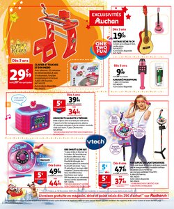 Catalogue Auchan Noël 2020 page 32