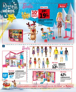 Catalogue Auchan Noël 2020 page 34