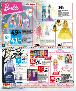 Catalogue Auchan Noël 2020 page 36
