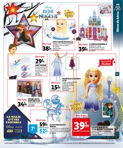 Catalogue Auchan Noël 2020 page 37