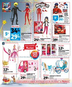 Catalogue Auchan Noël 2020 page 38