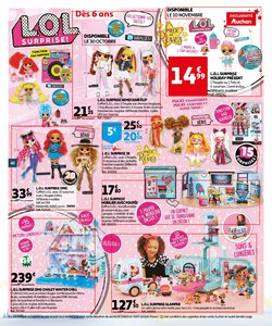 Catalogue Auchan Noël 2020 page 40