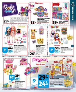 Catalogue Auchan Noël 2020 page 41
