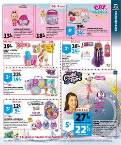 Catalogue Auchan Noël 2020 page 43