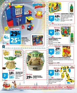 Catalogue Auchan Noël 2020 page 50