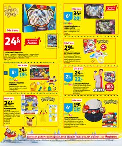 Catalogue Auchan Noël 2020 page 52