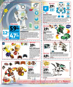Catalogue Auchan Noël 2020 page 54