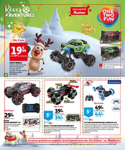 Catalogue Auchan Noël 2020 page 58