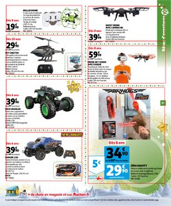Catalogue Auchan Noël 2020 page 61