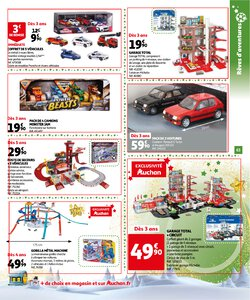 Catalogue Auchan Noël 2020 page 63