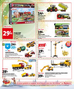 Catalogue Auchan Noël 2020 page 64