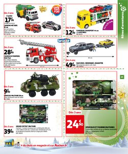 Catalogue Auchan Noël 2020 page 65