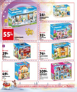 Catalogue Auchan Noël 2020 page 68