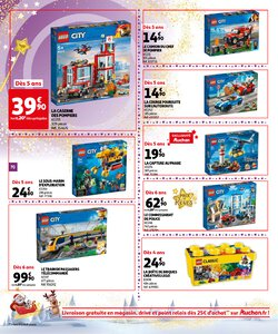 Catalogue Auchan Noël 2020 page 70