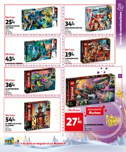 Catalogue Auchan Noël 2020 page 71