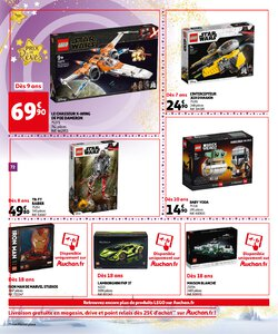 Catalogue Auchan Noël 2020 page 72