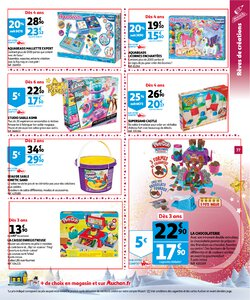 Catalogue Auchan Noël 2020 page 77